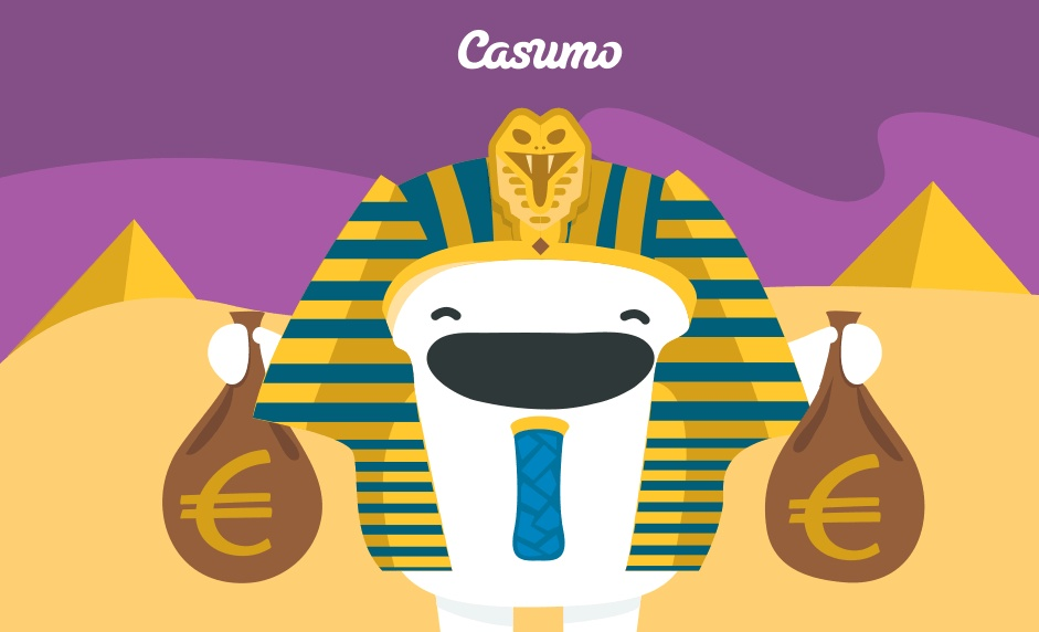 Casumo casino darmowe spiny na book of dead 1
