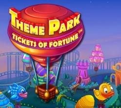 Casumo: Free spiny na premierowym slocie Theme Park: Tickets of Fortune (23-24.VI)