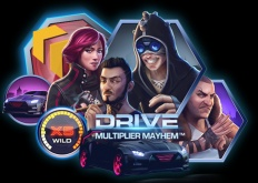 Recenzja drive multiplier mayhem