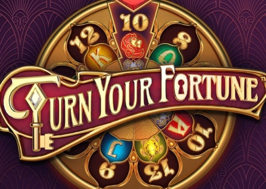 Betsson: 25 free spinów na slot Turn Your Fortune