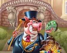 Mr Green: Darmowe spiny na Piggy Riches (15.09)